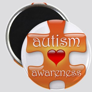 Autism Awareness (O) Magnet