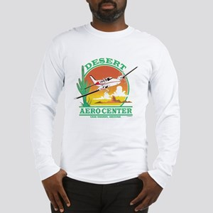 DESERT AERO CENTER Long Sleeve T-Shirt