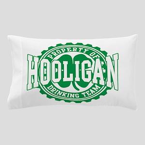 Hooligan Irish Drinking Team Pillow Case