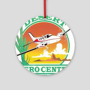 DESERT AERO CENTER Ornament (Round)