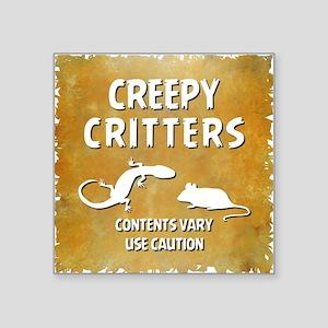 CREEPY CRITTERS Sticker