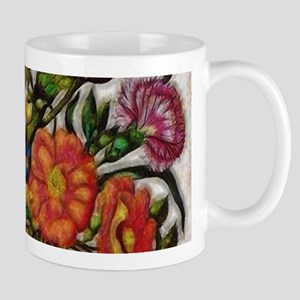 Flower Basket Mugs