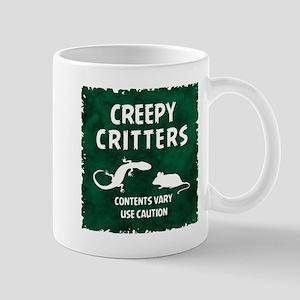 CREEPY CRITTERS Mugs