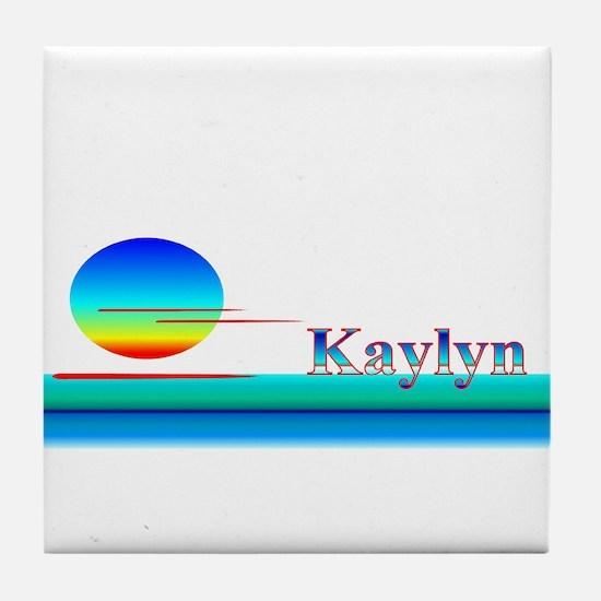 Kaylyn Tile Coaster