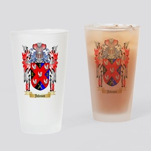 Johnson Drinking Glass