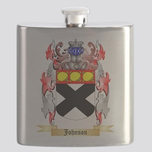 Johnson England Flask