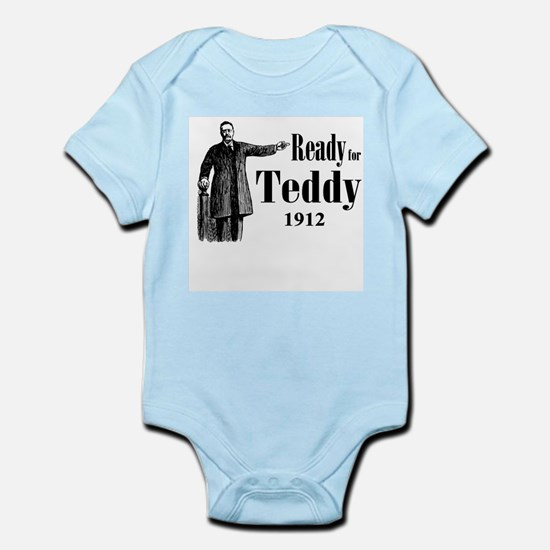 Ready for Teddy 1912 Body Suit
