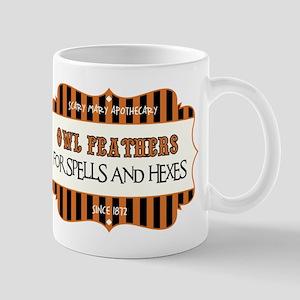 OWL FEATHERS Mug