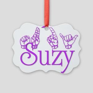 Suzy Ornament