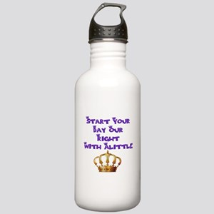 Alittle Crown Stainless Water Bottle 1.0L