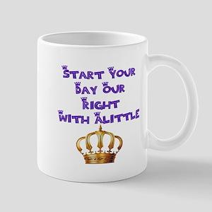 Alittle Crown Mug