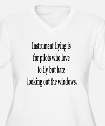 Instrument Flying T-Shirt