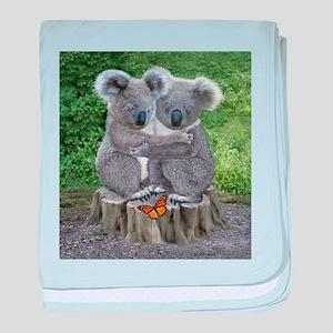 BABY KOALA HUGGIES baby blanket