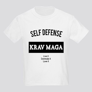 Self Defense Krav Maga - Live It T-Shirt