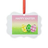 Easter Aluminum Ornaments