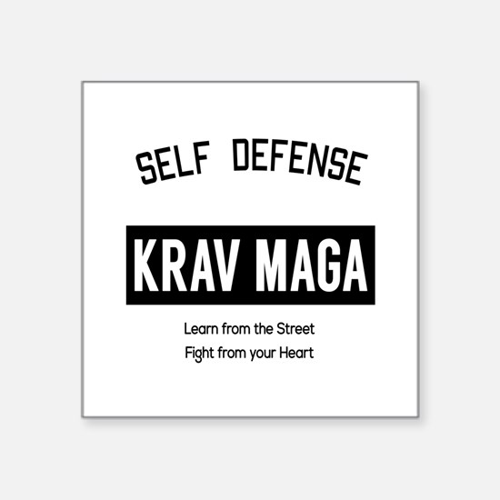 Self Defense Krav Maga - Learn from the Street Sti