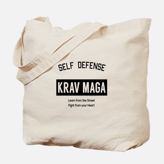 Self Defense Krav Maga - Learn from the Street Tot