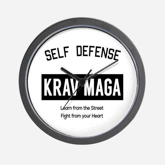 Self Defense Krav Maga - Learn from the Street Wal