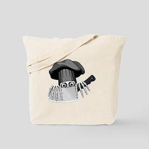 Chef Humor Tote Bag