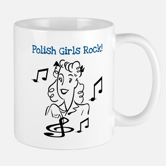 Polish Girls Rock Mug