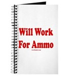 Will Work For Ammo Journal