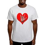 ILY Heart Light T-Shirt