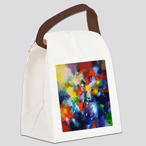 Reach Beyond Canvas Lunch Bag