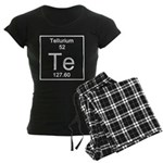 52. Tellurium Women's Dark Pajamas