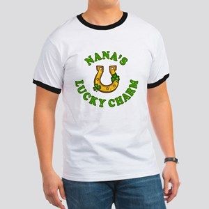 Nana's Lucky Charm T-Shirt