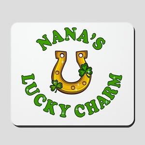 Nana's Lucky Charm Mousepad