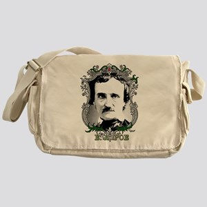 Edgar Allan Poe Messenger Bag