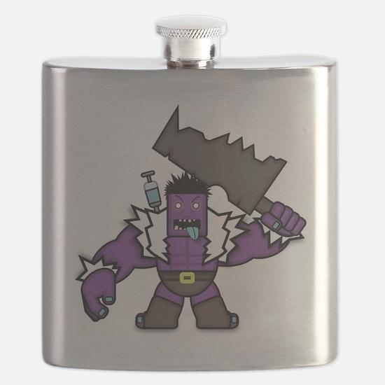 Dr Mundo Flask