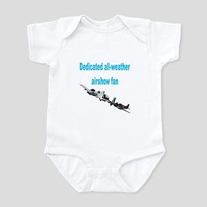 Airshow Fan Infant Bodysuit