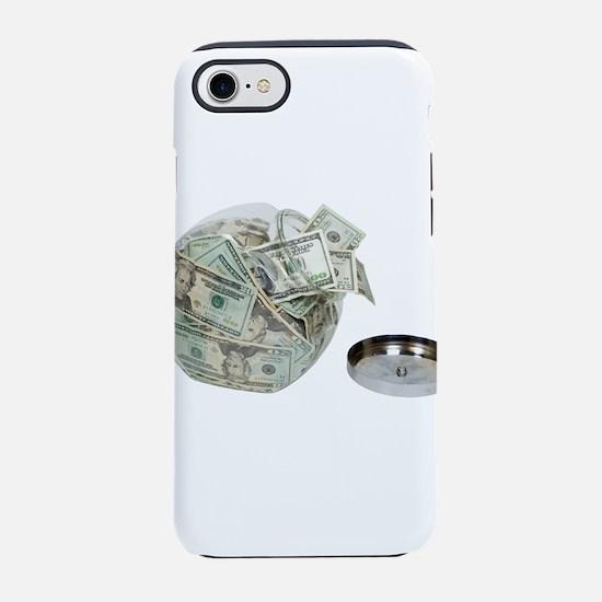 CookieJarMoney050110.png iPhone 7 Tough Case