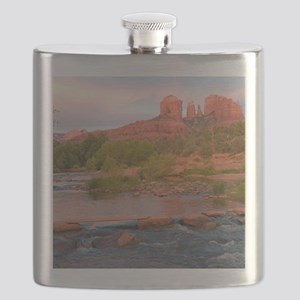 Sedona Red Rock Crossing Flask