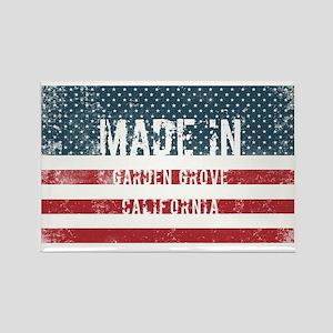 Made in Garden Grove, California Magnets