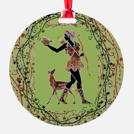 Artemis Ornament