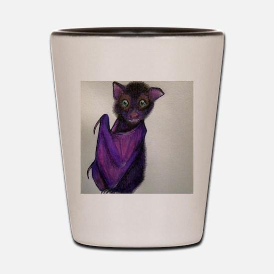 Cute Creepy Shot Glass