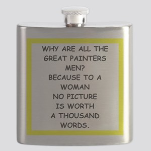 painters Flask