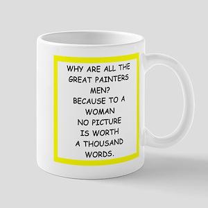 painters Mugs