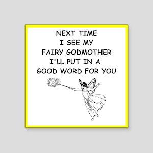 fairy godmother Sticker
