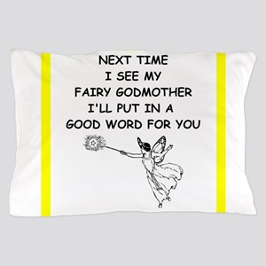 fairy godmother Pillow Case