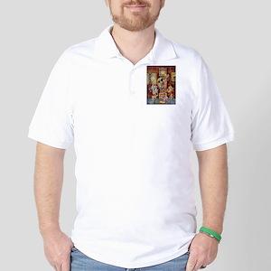 MIDNIGHT PIXIES Golf Shirt