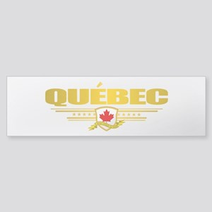 Quebec COA Bumper Sticker