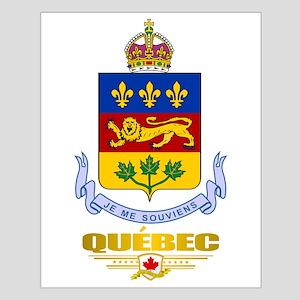 Quebec COA Posters