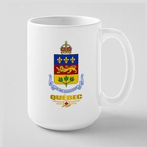 Quebec COA Mugs