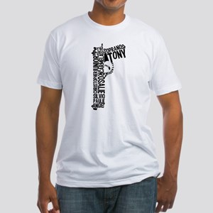 Sopranos Text T-Shirt