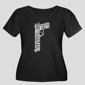 Sopranos Text Plus Size T-Shirt