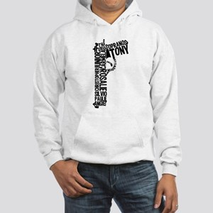 Sopranos Text Hooded Sweatshirt