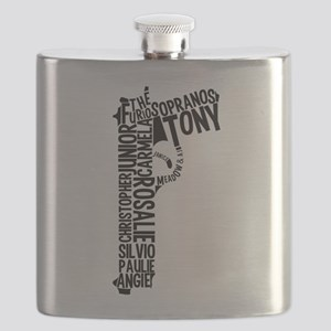 Sopranos Text Flask
